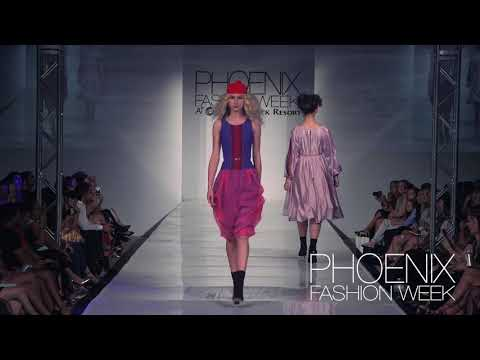 Theo Doro at Phoenix Fashion Week 2017