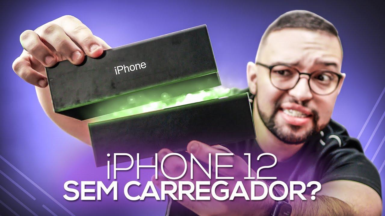 iPHONE 12 SEM CARREGADOR? ENTENDA ESSA HISTÓRIA! + NOVIDADES