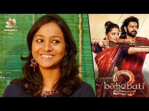 ബാഹുബലിക്കായി പാടിയത് ഈ മലയാളി |Nayana Nair sung for Baahubali 2 | Latest Malayalam Cinema News