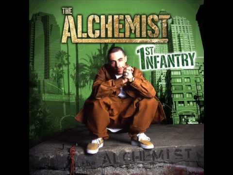 The Alchemist ft. Chinky- Strength of Pain mp3