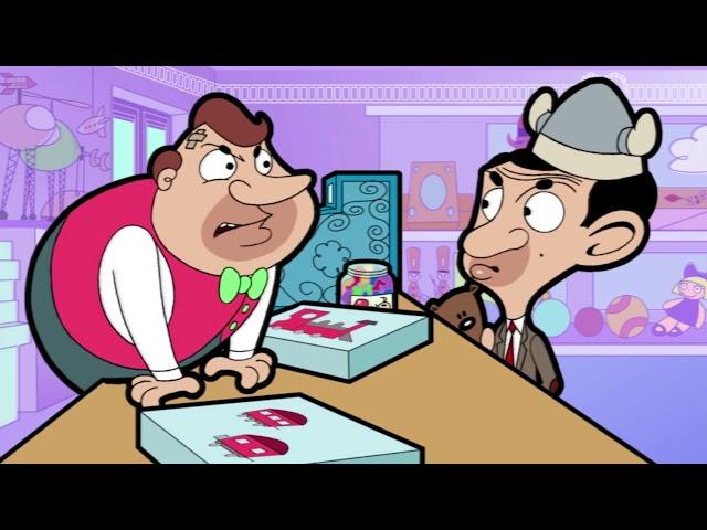 Mr Bean Animated | Birthday Bear | Episode 7
