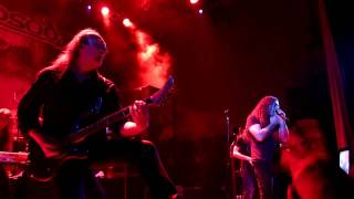 Rhapsody of Fire - Triumph Or Agony - Live in Argentina (opening @ El Teatro 2010) HD