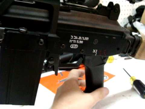 Custom ICS Galil to Galatz conversion