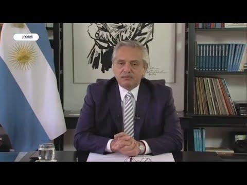 Alberto Fernández: Un capitalismo sin mercado es hacer que unos pocos ganen y muchos pierdan