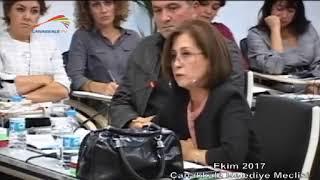 Belediye Meclisinde tartışma yaratan diyaloglar tüm detaylarıyla bu videoda...