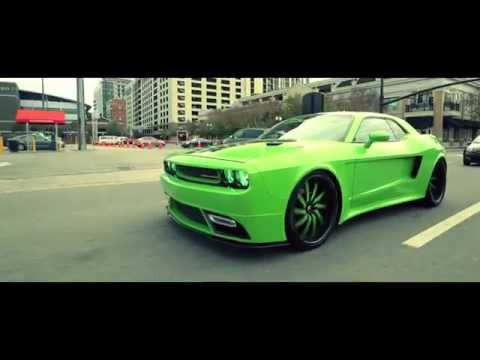 Ultimate Edition Wide Body Dodge Challenger Srt By