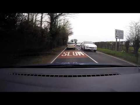Kent Drives - Ashford (Matalan) To Bethersden Via A28