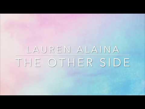 Lauren Alaina - The Other Side (Lyrics)
