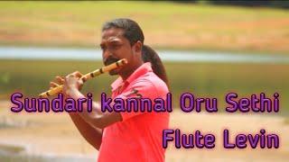 Sundari kannal Oru Sethi | Flute Cover | Thalapathi | Ilayaraja |