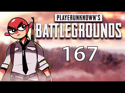 Northernlion and Friends Play - PlayerUnknown's Battlegrounds - Episode 167