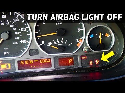 how-to-turn-airbag-light-off-on-bmw-e46-316i-318i-320i-323i-325i-328i-330i-320d-330d-330ci