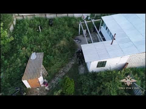 Перестрелка и захват разбойной группы из Татарстана в пригороде Волгограда
