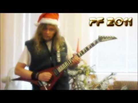 PF_2011_Jingle_Bells_rock_guitar_solo
