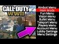 KID MODS/HACKS COD WW2! WTF IS THIS? (Xbox One Modding)::