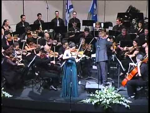 Brahms Violin Concerto in D 2nd Movement