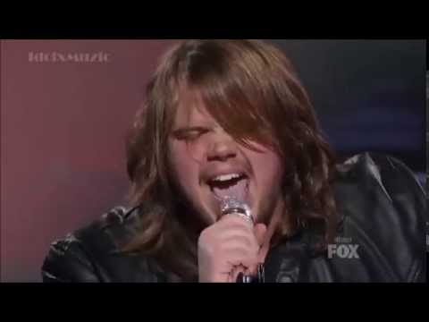Caleb Johnson - Stay With Me - American Idol