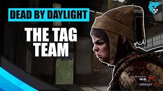 The Twin Tag Team | Dead by Daylight Killer Gameplay