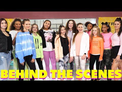 Haschak Sisters - OKAY (Behind The Scenes)