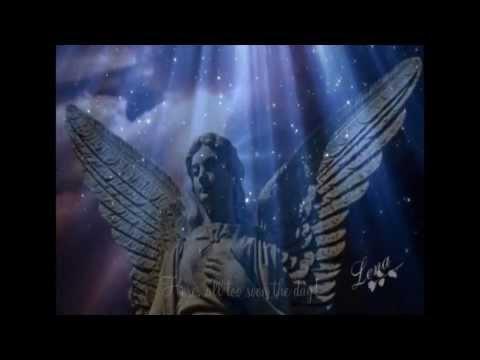 Enya  ~ Angeles  HD  (with 'on Screen' Lyrics)