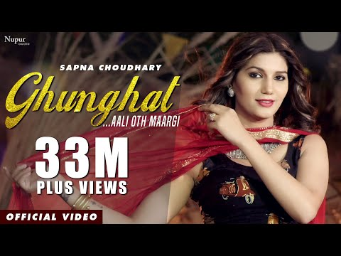Ghunghat - Sapna Choudhary, Naveen Naru | New Haryanvi Songs Haryanavi 2019 | Nav Haryanvi