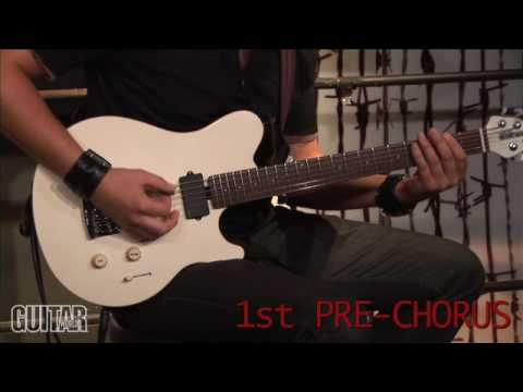 "Breaking Benjamin's Aaron Fink: ""I Will Not Bow"" Guitar Lesson"