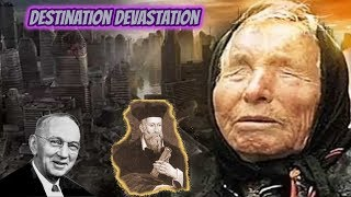 2018 Natural disaster, weather predictions from Baba Vanga, Edgar Cayce, and Nostradamus!