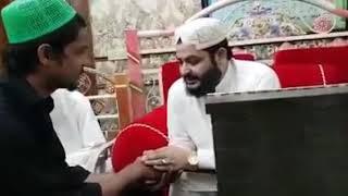 Hazrat pir sufi muhammad jameel ur rehman khani shab ka hathoo aik isai musalman  howa