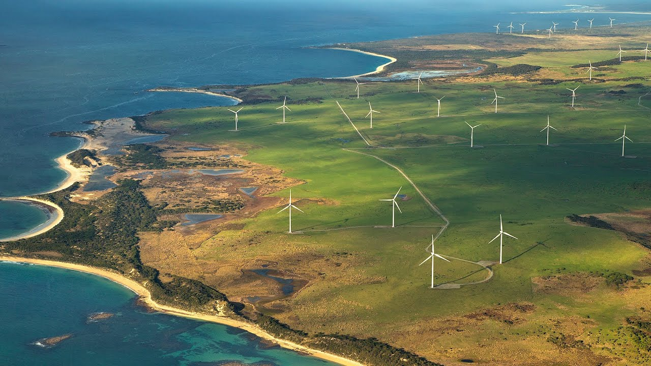 Musselroe Wind Farm ~ The Full Story - YouTube