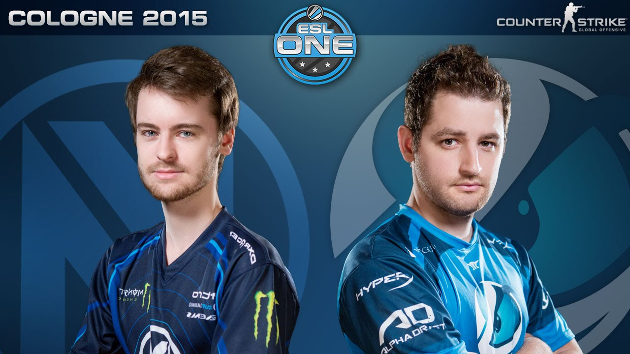 CS:GO Fnatic vs. EnVyUS [Dust2] ESL One Cologne 2015