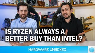 Nov 2018 Q&A [Part 1] Is Ryzen Always A Better Choice? How Do You Find Quality Motherboards?