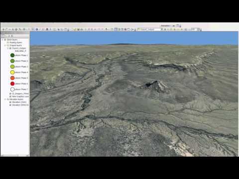 Chaco Canyon Geovisualization 2014