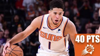 Devin Booker burns the Sixers for 40 points as the Suns stay hot | 2019-20 NBA Highlights