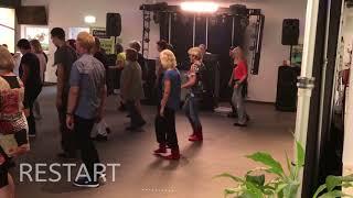 8th Day - LINE DANCE (Gudrun Schneider) September 2018