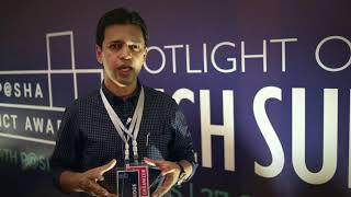 Badar Khushnood at P@SHA ICT Awards 2017