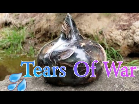 """Wood Turning a """"Tears Of War"""""""