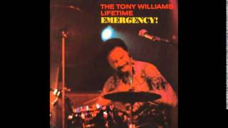 The Tony Williams Lifetime - Emergency! (1969) [Full Album]