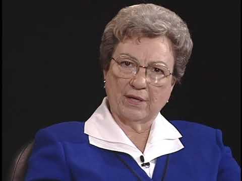 Ruth Morgan Interview