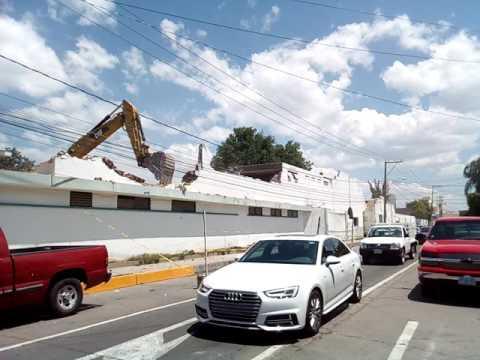 ¡Adiós a La Martinica! Demuelen el histórico estadio en León