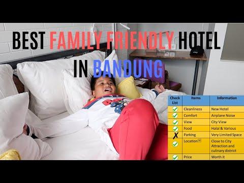 HOTEL BANDUNG Instagramable U JANEVALLA #BDGTRIP-2 (english Subtitles)