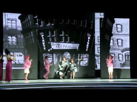 Hairspray, The Musical (Australian Production) - Montage