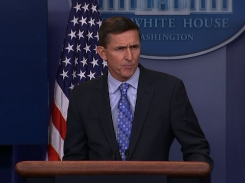 National Security Adviser Michael Flynn Resigns