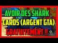 ASTUCE - Avoir des Shark Cards Gratuitement sur GTA 5 !!