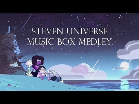 Steven Universe Medley (Music Box Cover)