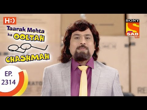 Taarak Mehta Ka Ooltah Chashmah - तारक मेहता - Ep 2314 - 14th October, 2017