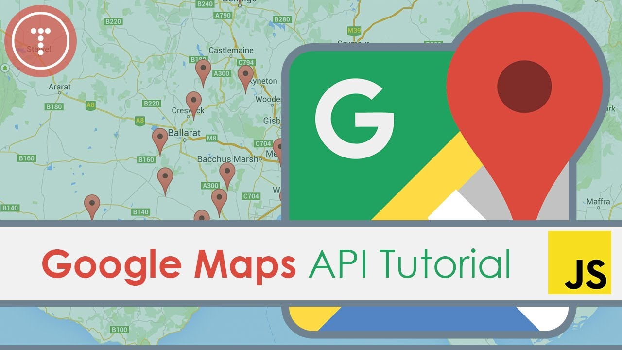 Google Maps JavaScript API Tutorial - YouTube