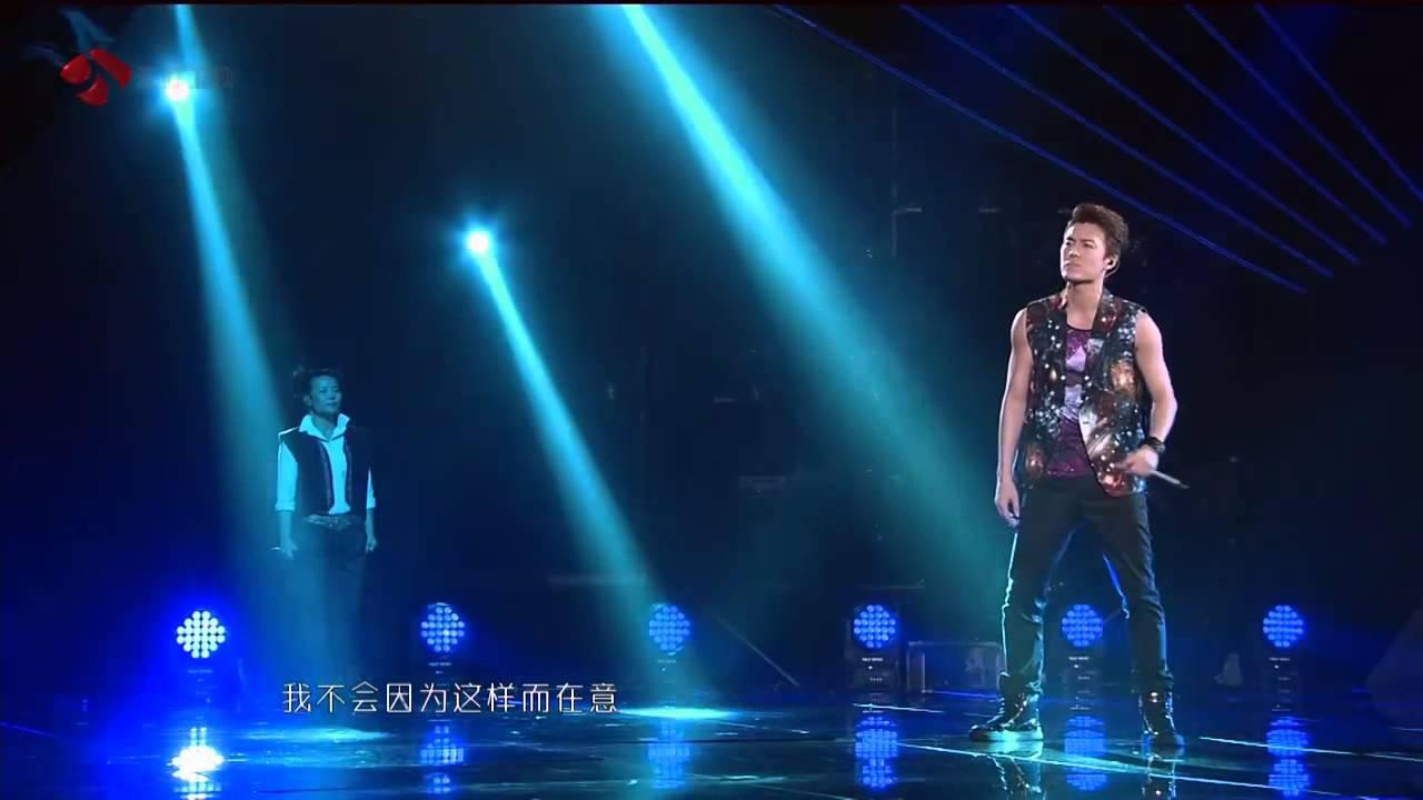 20131213 吳克羣《一場遊戲一場夢》HD 全能星戰 PK龔琳娜