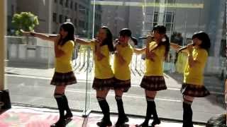 香川発アイドル きみともキャンディ 2012/08/26 高松市 西日本放送高松...