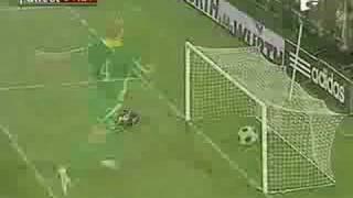 Romania - Lituania  (gol Lituania)