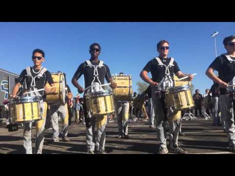Chino Hills High School Drumline 2016