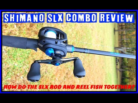 SHIMANO SLX MATCHING COMBO REVIEW: HOW DO THEY FEEL AND FISH TOGETHER?